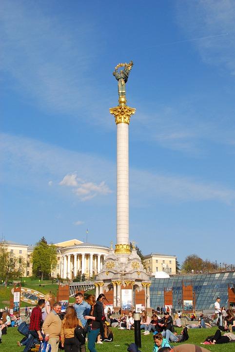Kyiv, Kiev, Ukraine, Travel, Maidan, Human, Ukrainians