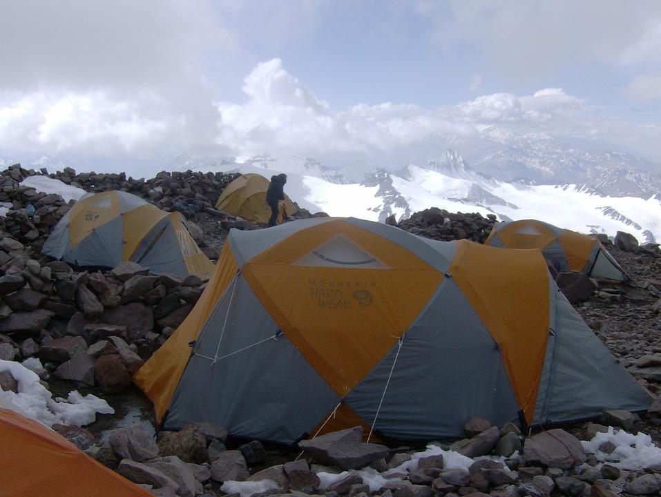 Tent, Montaña, Travel