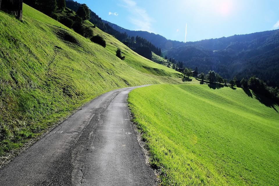 Nature, Grass, Landscape, Mountain, Travel, Alpine
