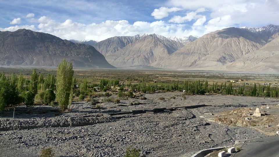 Mountain, Nature, Landscape, Sky, Travel, Leh