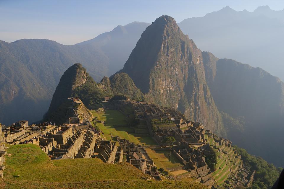 Mountain, Panoramic, Landscape, Travel, Nature