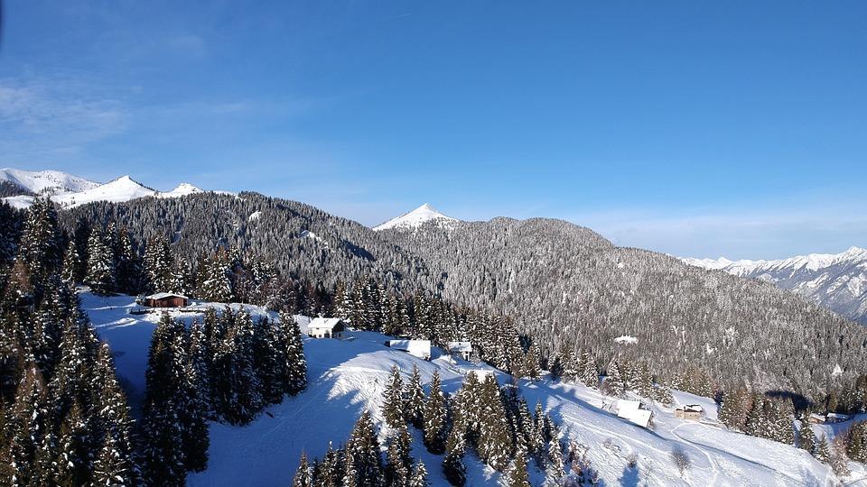 Snow, Mountain, Nature, Panoramic, Travel, Waters