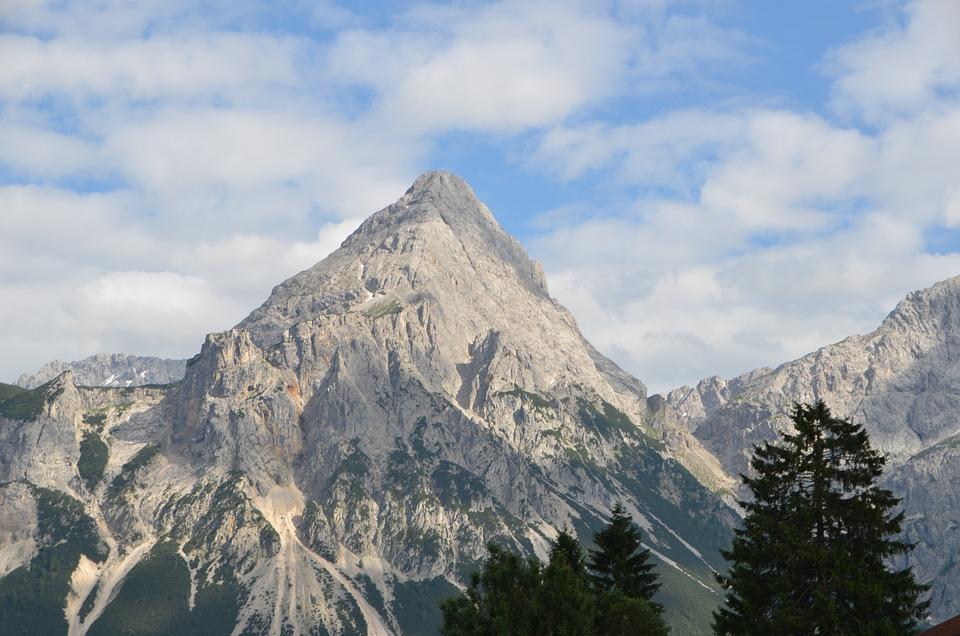 Mountain, Snow, Nature, Travel