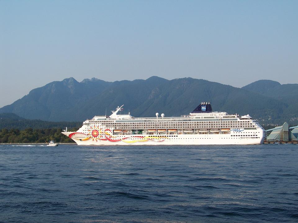 Cruise, Cruise Ship, Norwegian Cruise, Ocean, Travel