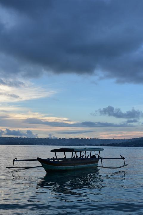 Boat, Travel, Exploration, Outdoors, Ocean, Sea, Papua