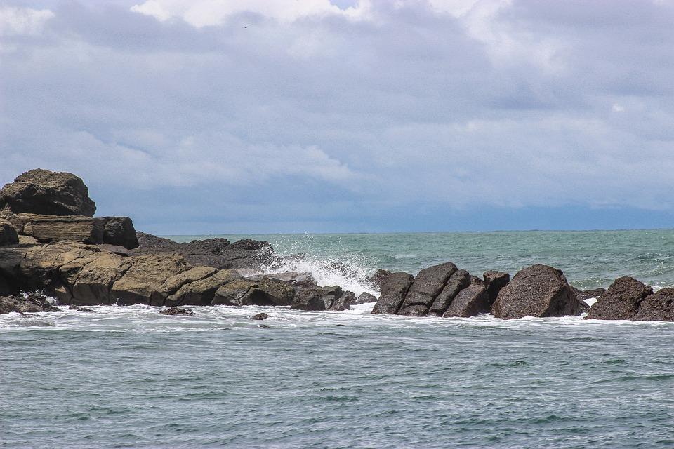 Water, Sea, Seashore, Landscape, Travel, Outdoors