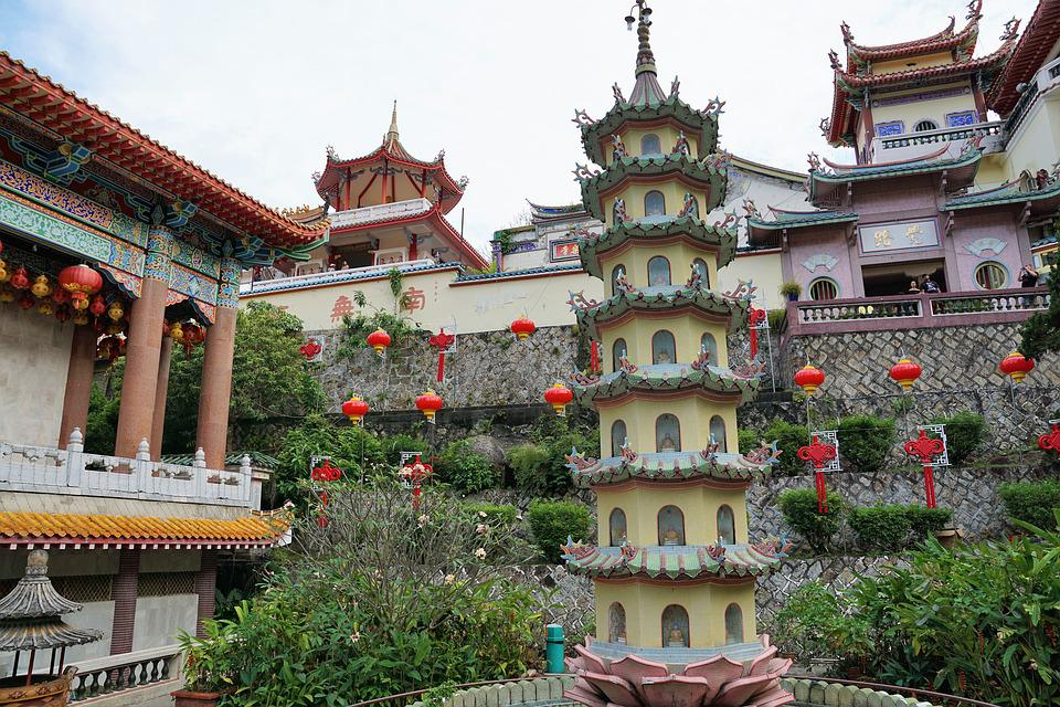 Temple, Architecture, Travel, Old, Pagoda, Antiquity