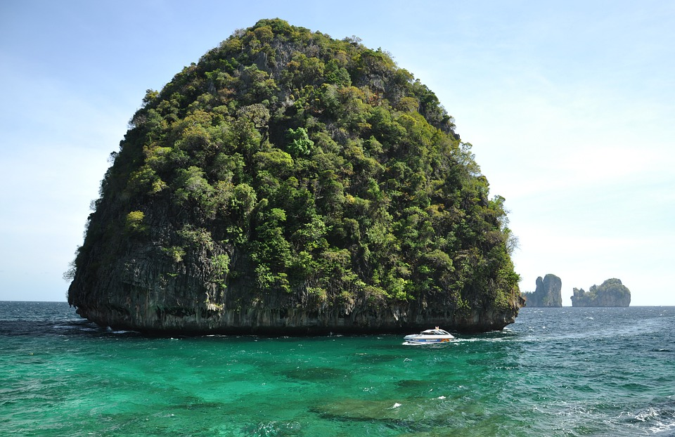 Island, Thailand, Tropical, Travel, Paradise, Vacation