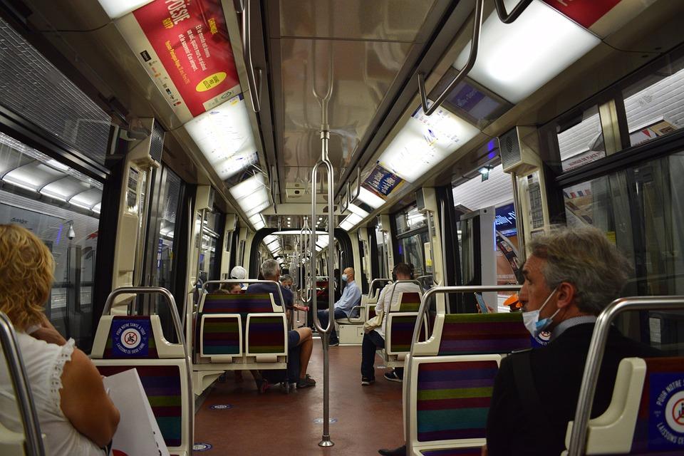 Train, Passengers, Travel, Transport, Transportation