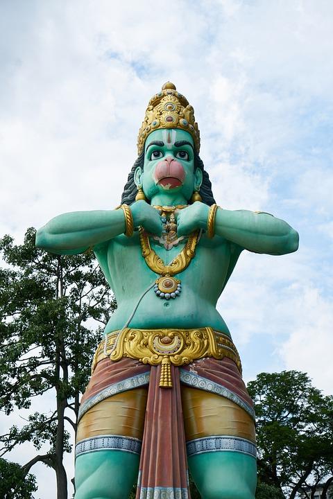 Sculpture, Malaysia, Travel, Prayer, Buddhism, God
