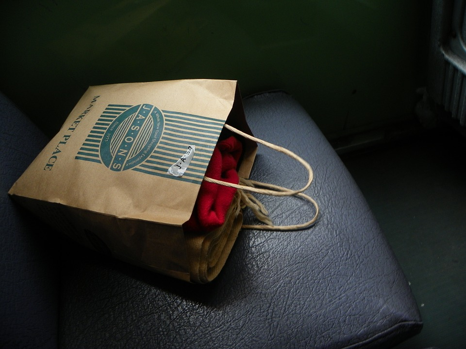 Public Cars, Paper Bags, Travel