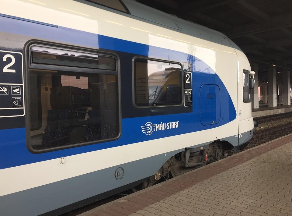 Train, Transport, Travel, Rail, Station