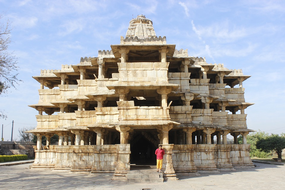 Rajasthan, Temple, India, Travel, Monument