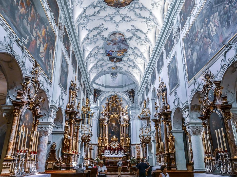 Church, Religion, Architecture, Travel, Religious
