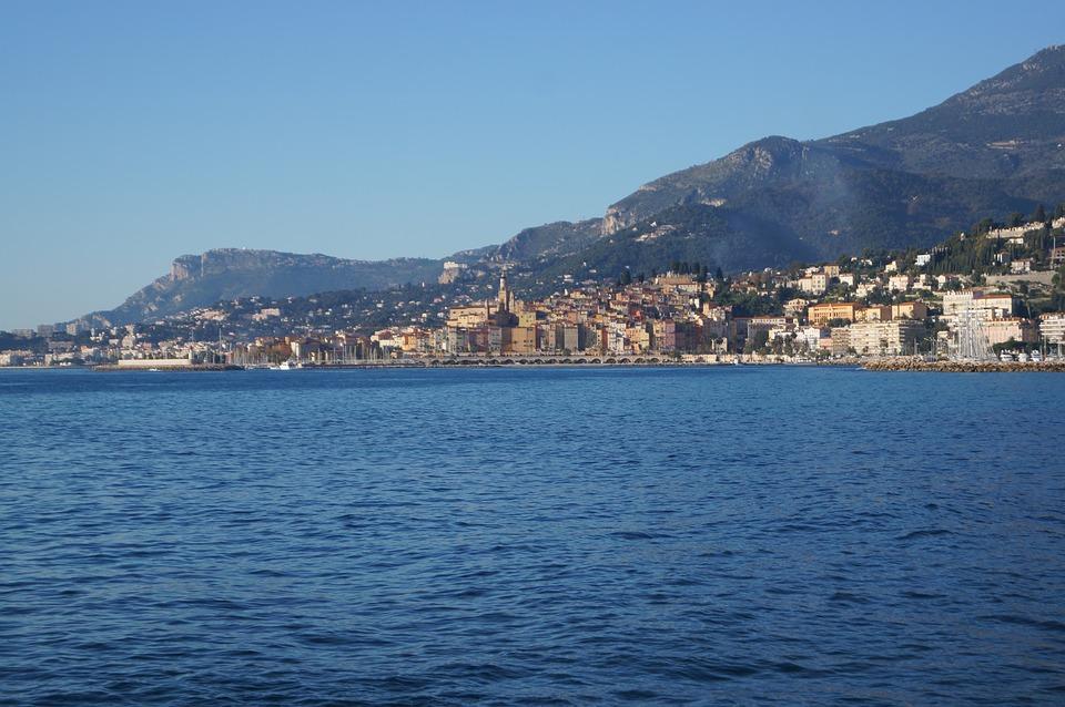Menton, France, Riviera, Tourism, French, Travel