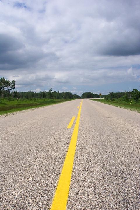 Free photo Travel Road Asphalt Highway Journey Path ... Journey Path Road