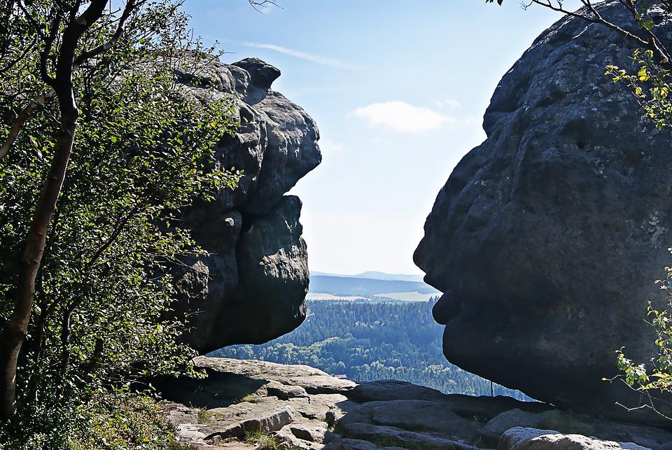 Nature, Rock, Travel