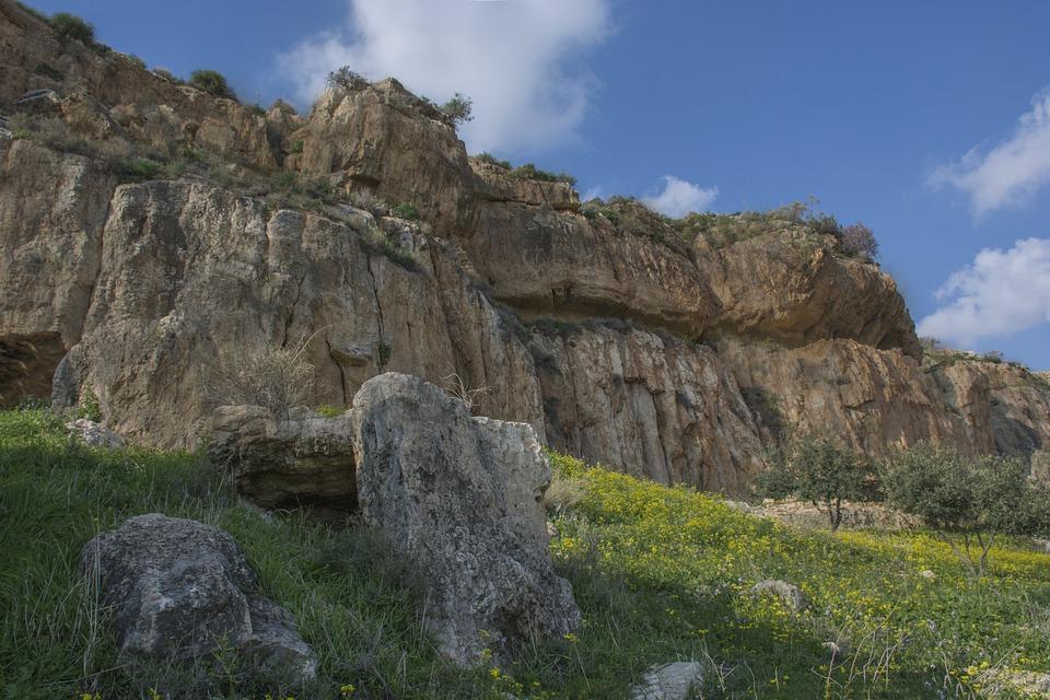 Nature, Landscape, Sky, Travel, Rock, Panoramic