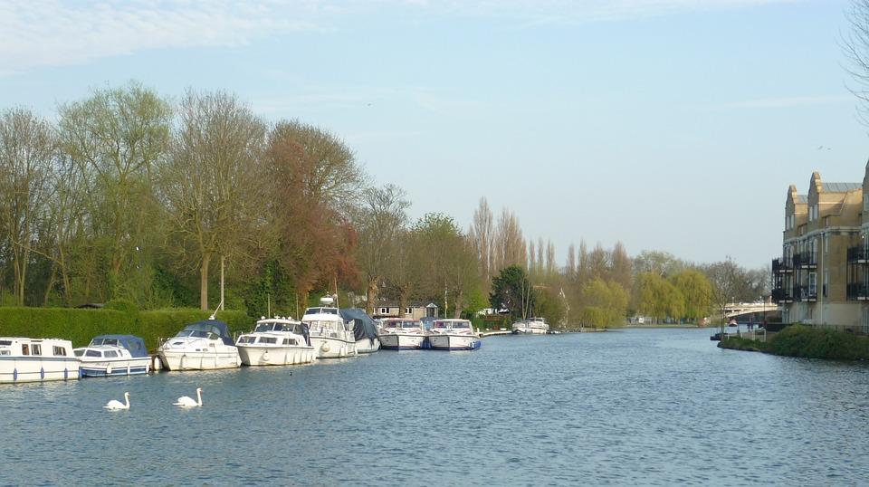 River, Thames, Boats, Water, Travel, Ship, Vessel, Sail