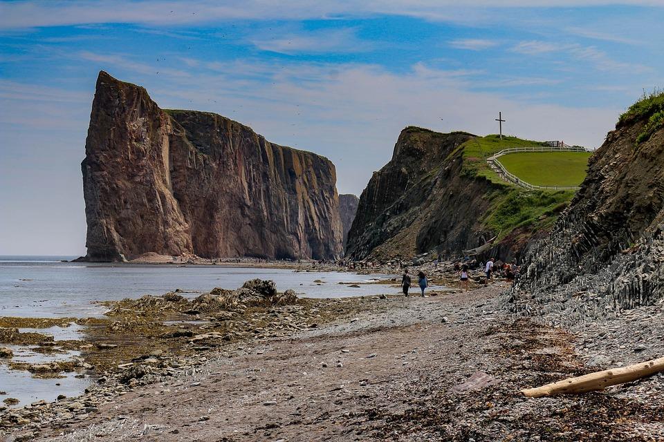 Nature, Waters, Coast, Sea, Landscape, Travel, Beach