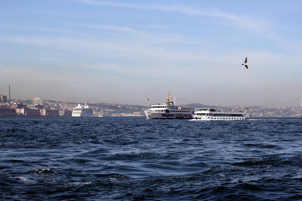 Istanbul, City, Sea, Turkey, Architecture, Travel