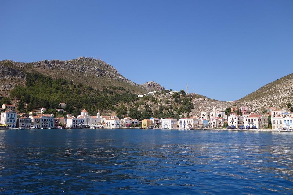Water, Travel, Sea, Panoramic, Seashore