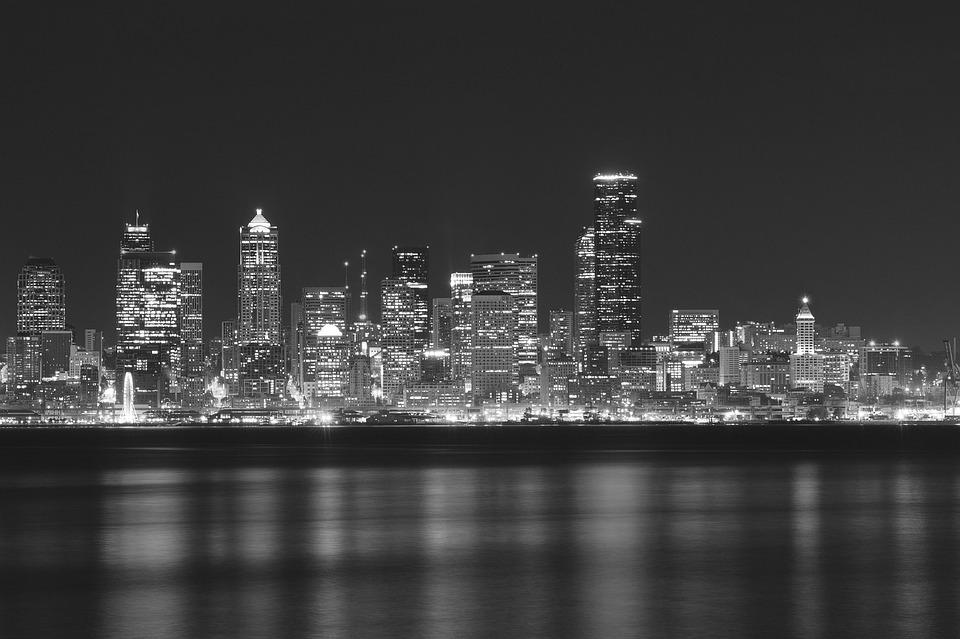 Landmark, Urban, Seattle, City, Tourism, Travel