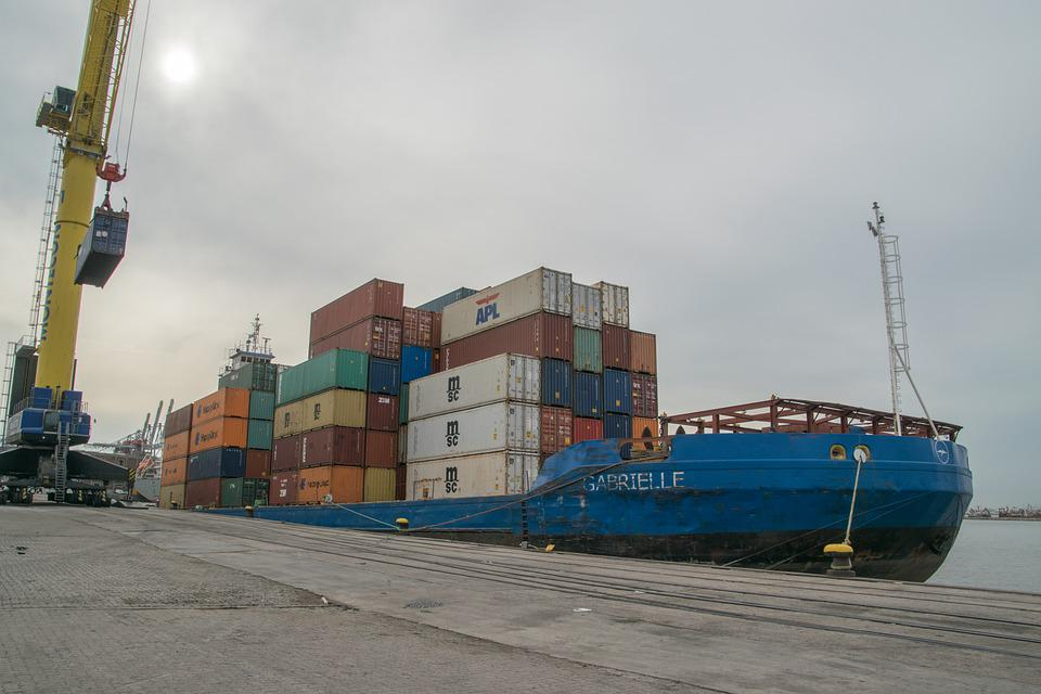 Ship, Dock, Pier, Harbor, Port, Water, Travel, Commerce