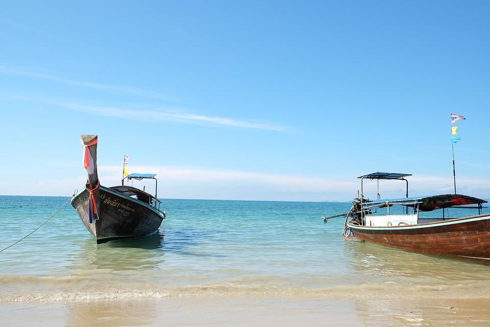 Saber, Ship, Travel, Beach, The Tropics, Summer, Ocean