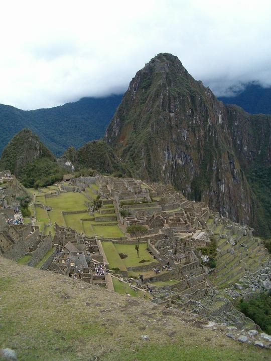 Mountain, Natural, Landscape, Travel, Sky
