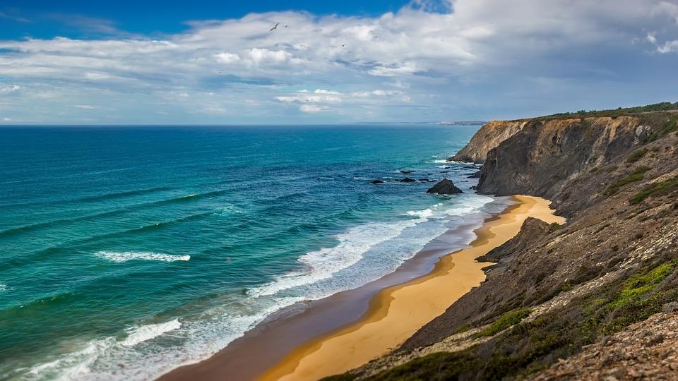 Water, Sea, Nature, Travel, Seashore, Beach, Sky