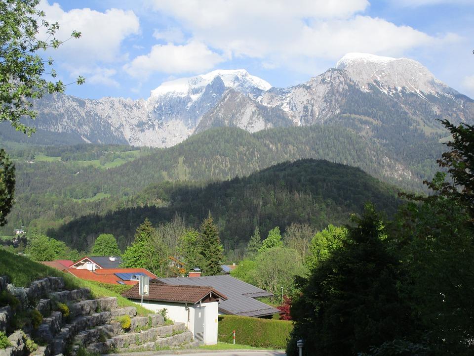 Mountain, Nature, Travel, Snow, Landscape