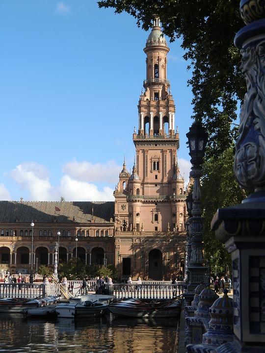Spain, Spanish, Architecture, Europe, Building, Travel