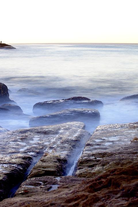 Tamarama, Sydney, Travel, Beach, Australia, Rocks