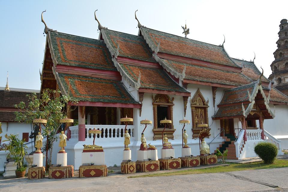 Thailand, Temple, Buddhism, Religion, Culture, Travel