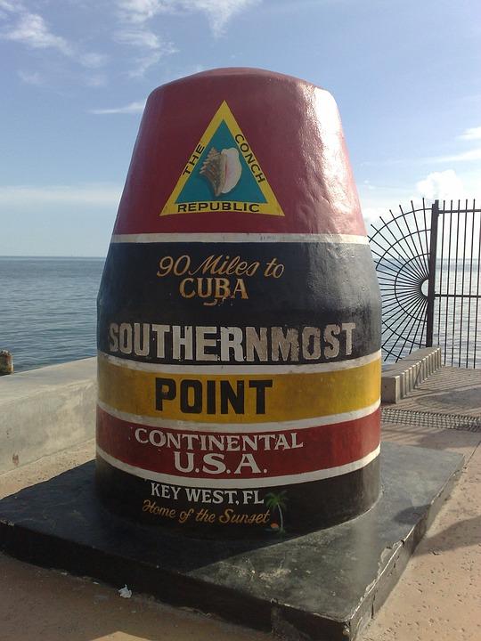 Key West Florida, Florida, Usa, Travel, Coast, Tourist