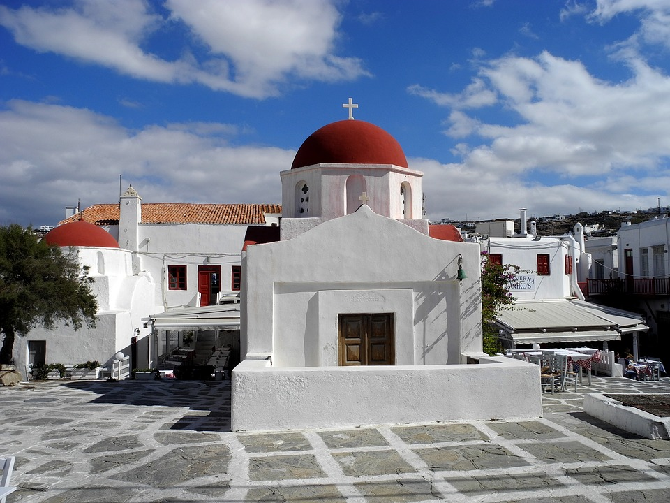 Architecture, Travel, Church, Traditionally, Tourism