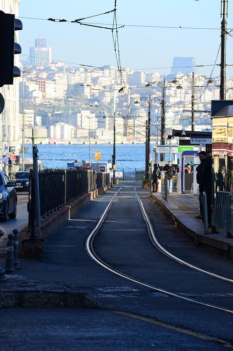 City, Street, Travel, Transportation
