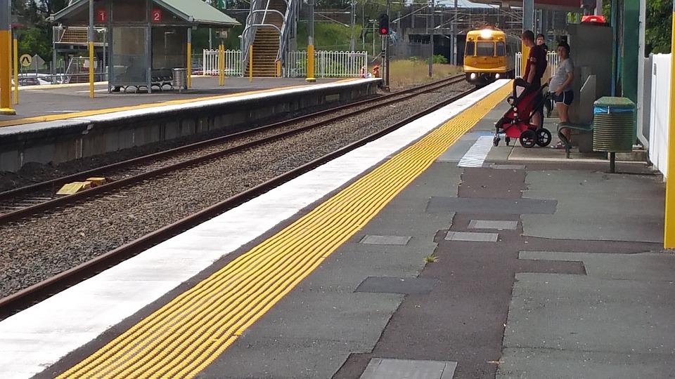Traffic, Transportation System, Travel, Train, Urban