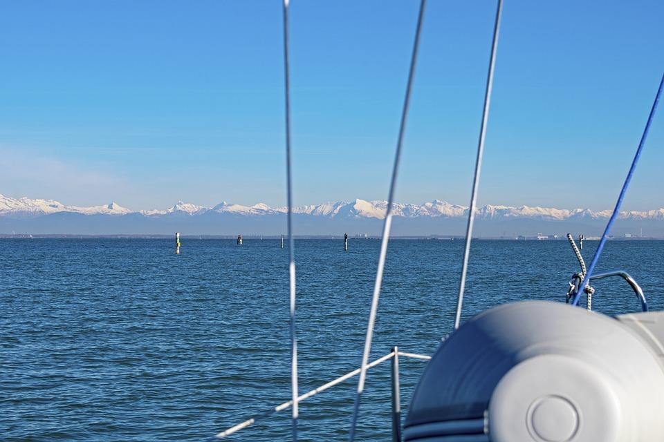 Italy, Sea, Vacations, Landscape, Travel, Sail, Talbe