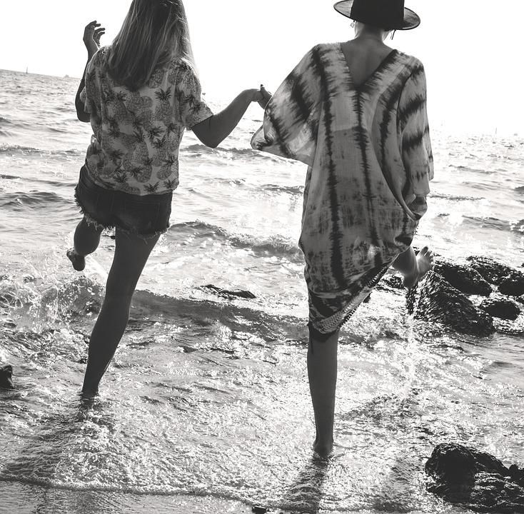 Holding, Travel, Together, Wanderlust, Caucasian