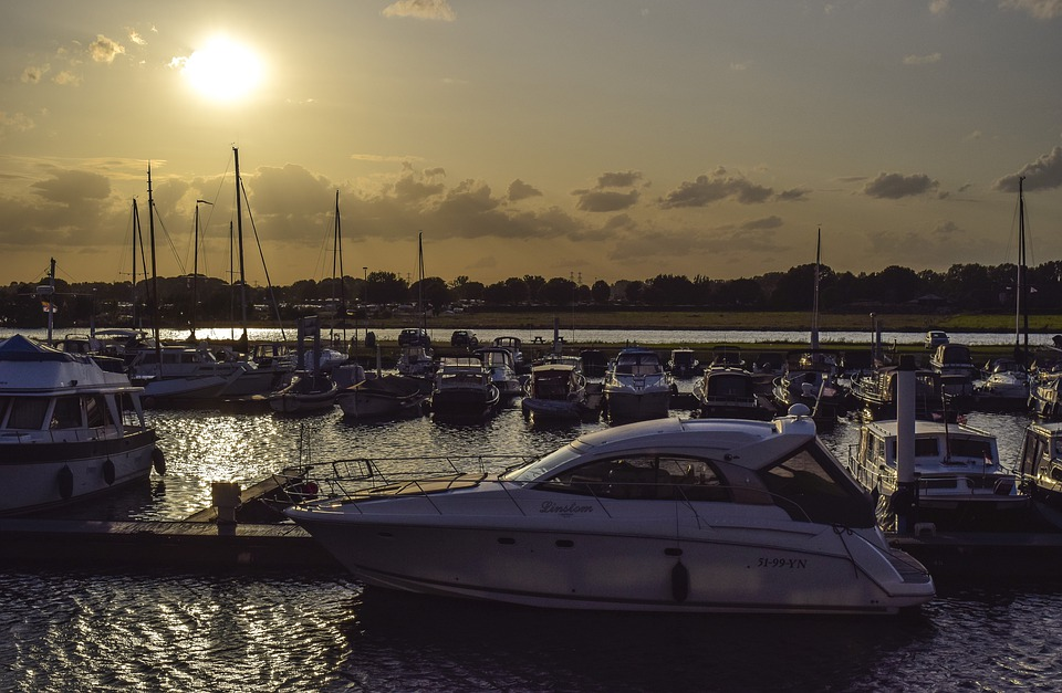 Port, Boats, Water, Travel, Tourism, Vacations, Sail