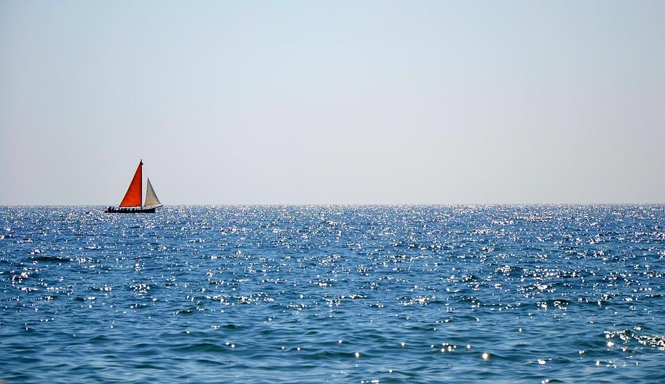 Boat, Water, Black Sea, Summer, Travel, Sea, Nature