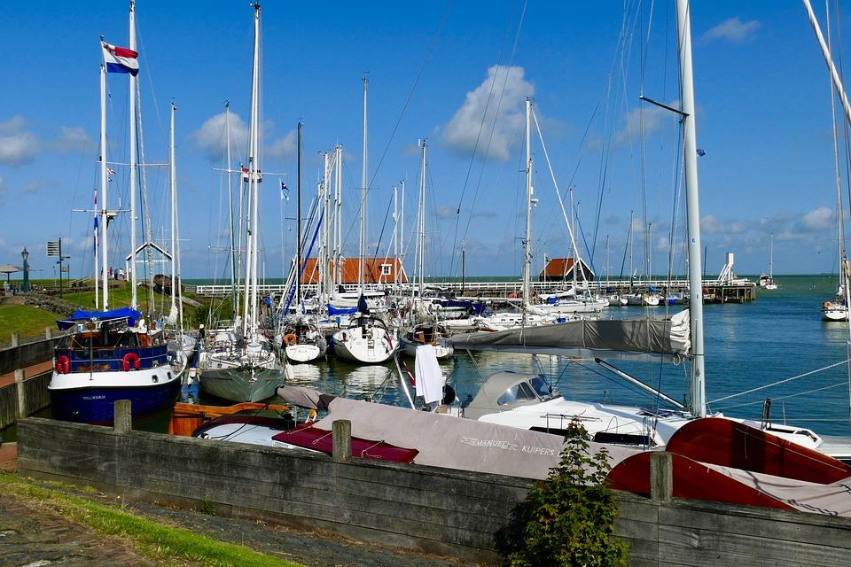 Port, Ship, Ships, Boat, Water, Travel, Sailing Boat