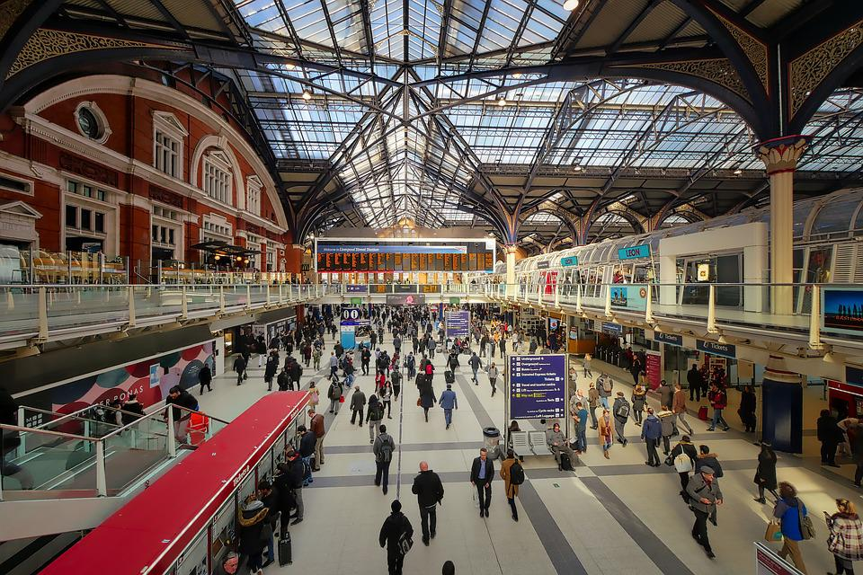 Travel, Within, Stock, Company, City, Concourse, London