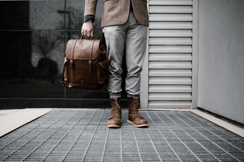 Traveler, Traveller, Hipster, Bag, Man, Legs, Journey