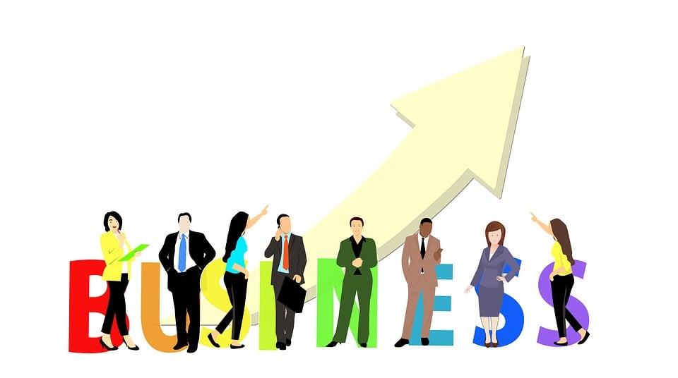 Business, Businessmen, Plan, Tree, Growth, Grow