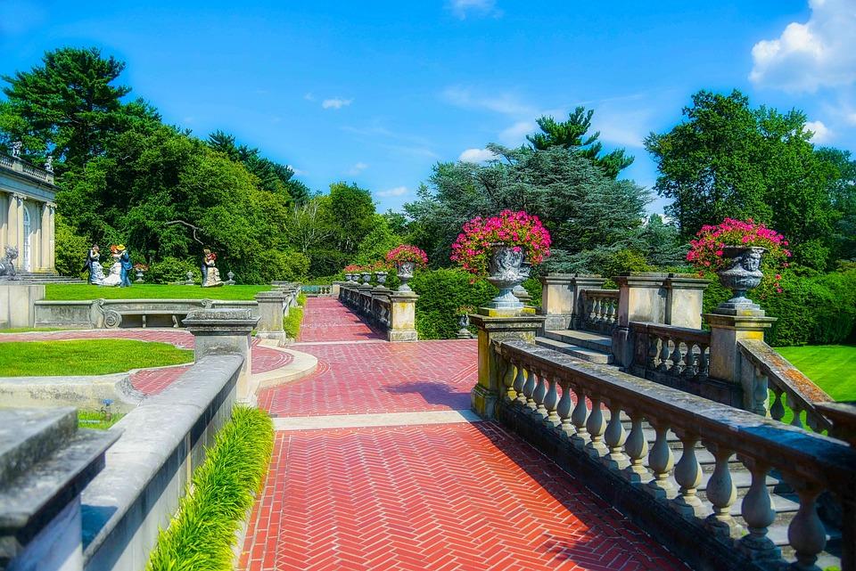 Garden, Travel, Park, Summer, Tree
