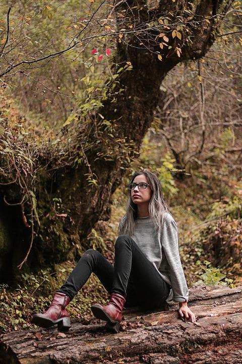 Wood, Tree, Nature, People