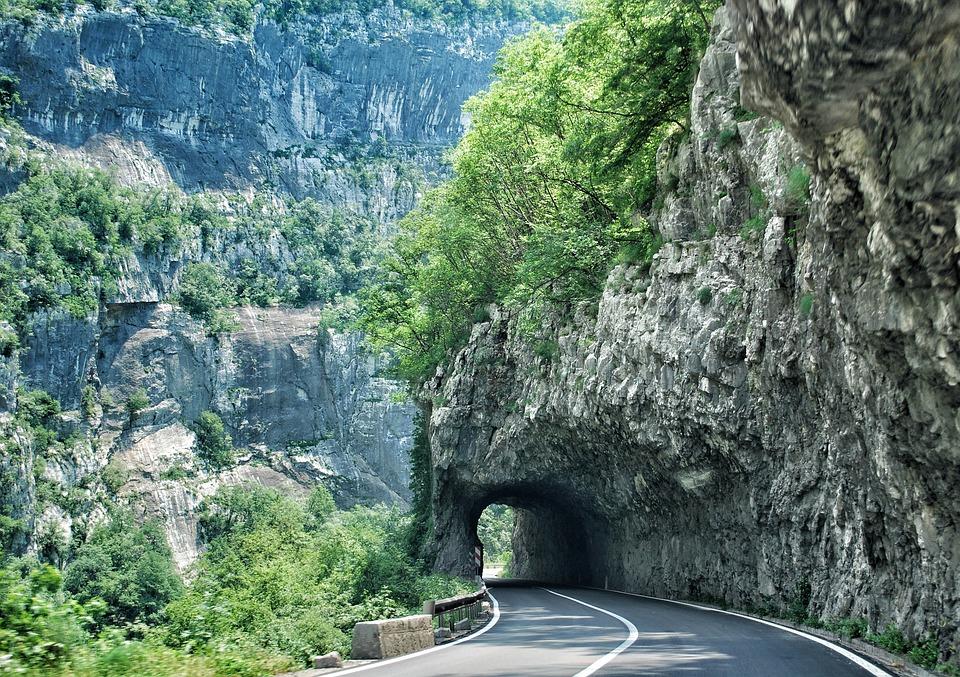 Nature, Travel, Tree, Landscape, Road, Summer